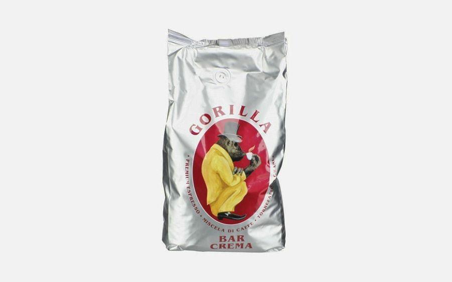 Kava Joerges Espresso Gorilla Bar Crema 1 kg