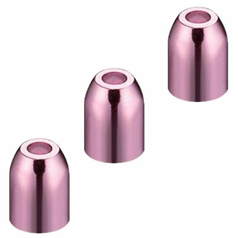 Metal Premium Champagne Rings Pink