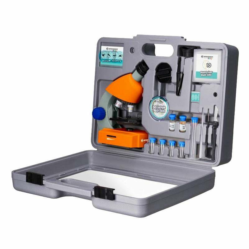 Mikroskop Bresser 40x-640x & Accessories