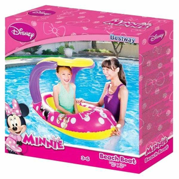 Minnie Beach Boot
