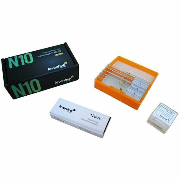 N10 NG Prepared Slides Set