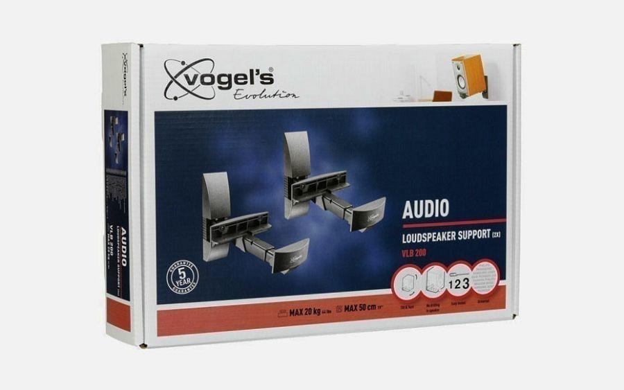 Nosači zvučnika Vogels VLB 200 black