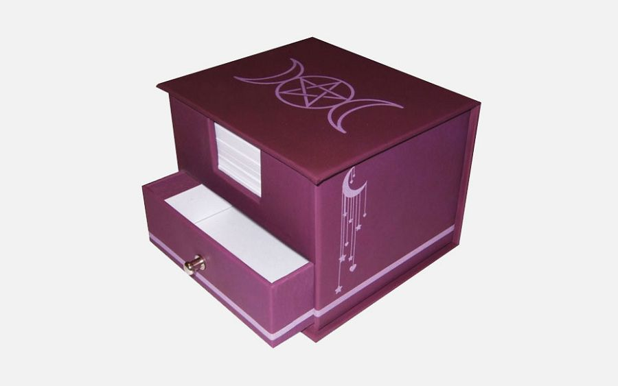 Note Box Pagan