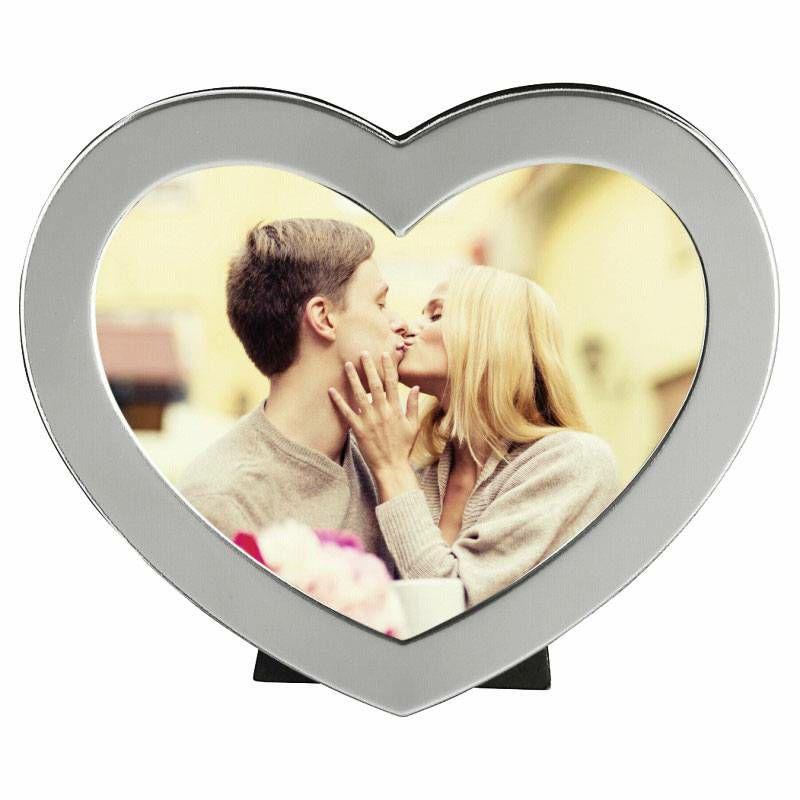 Okvir za slike Julia Heart silver 8x11