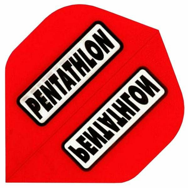 Pentathlon Colours Standard Clear Red