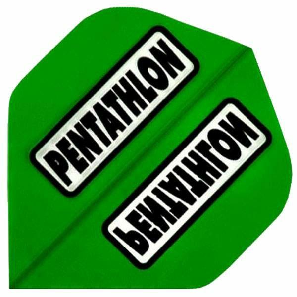 Pentathlon Standard Transparent Green