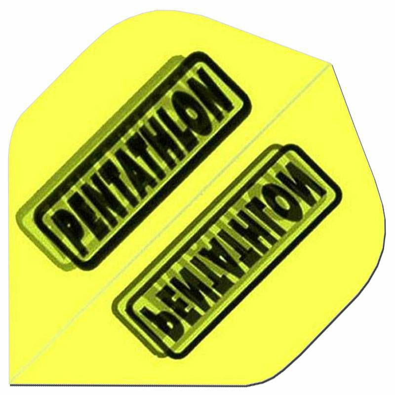 Pentathlon Standard Transparent Yellow