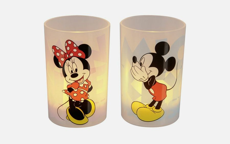 Philips CandleLights Mickey & Minnie Mouse