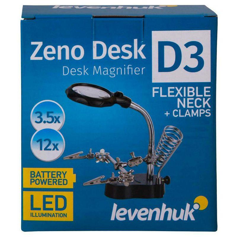 Povećalo Zeno Desk D3