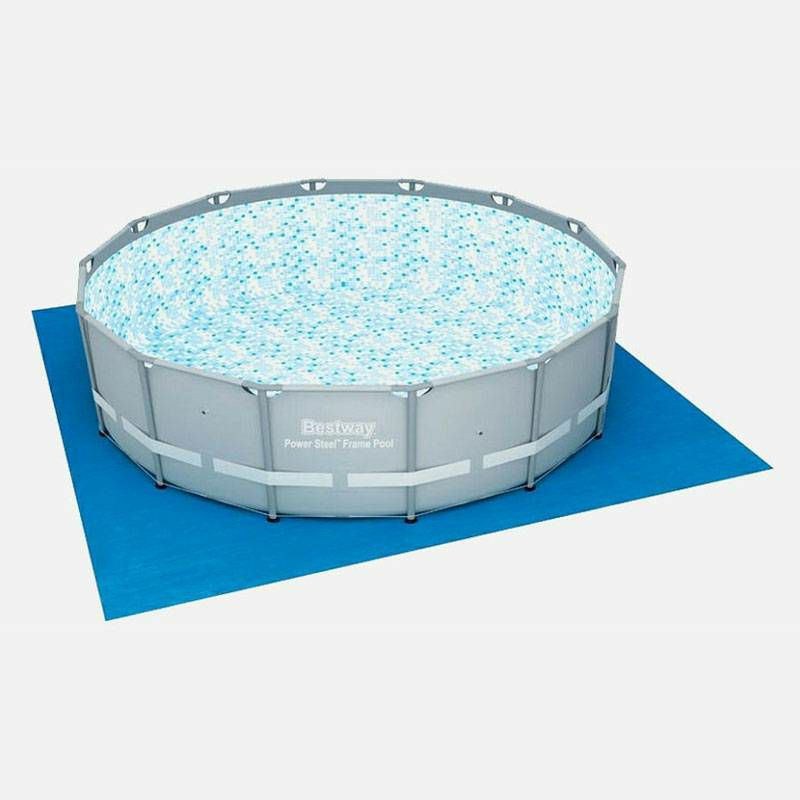 Power Steel Pool 427 x 107 cm