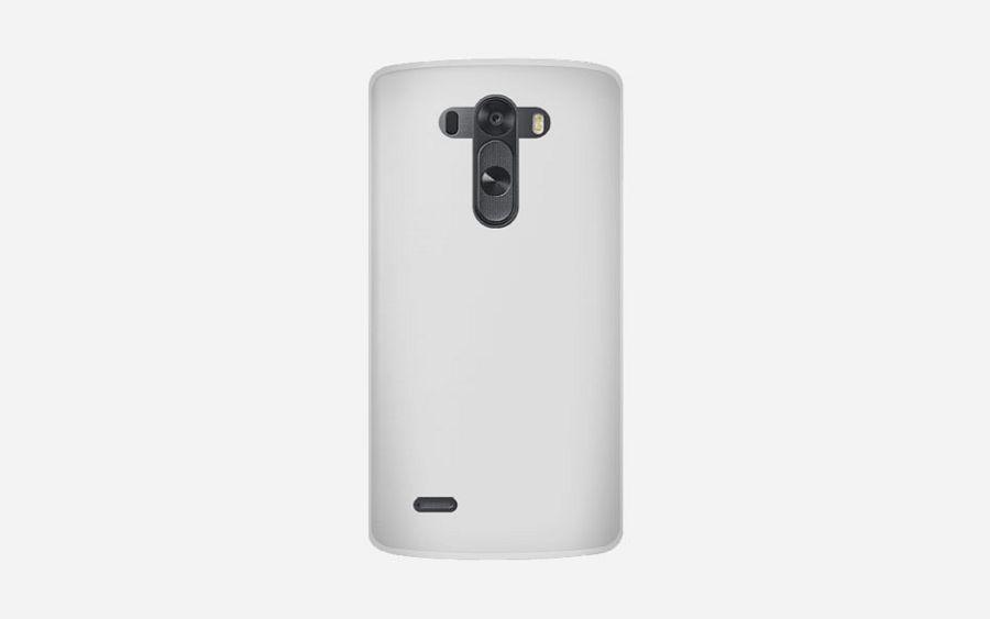 Puro PU-105913 Back Case LG G3 Transparent