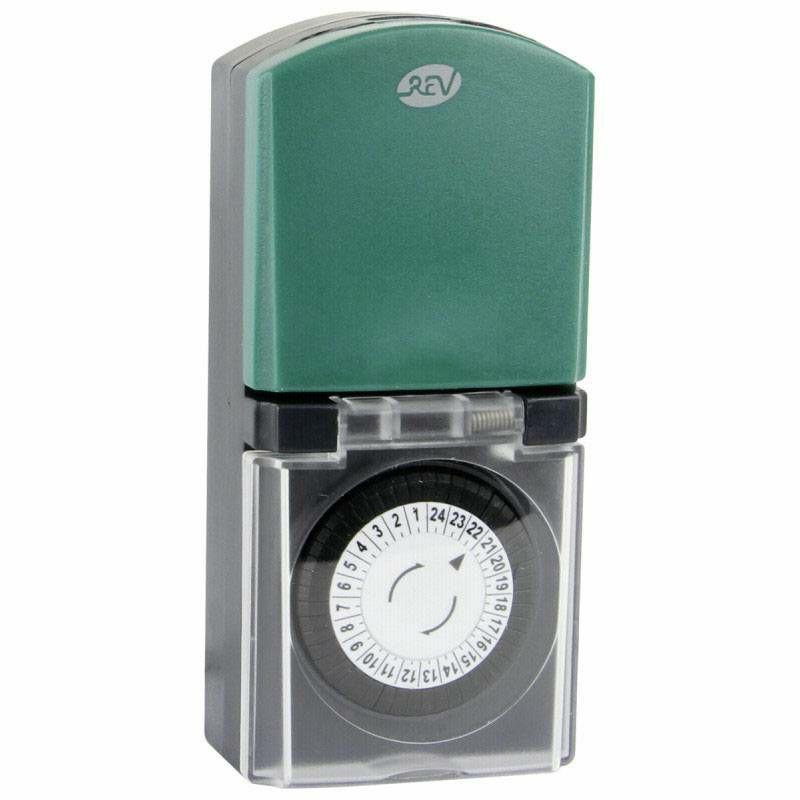 REV mehanički timer IP44