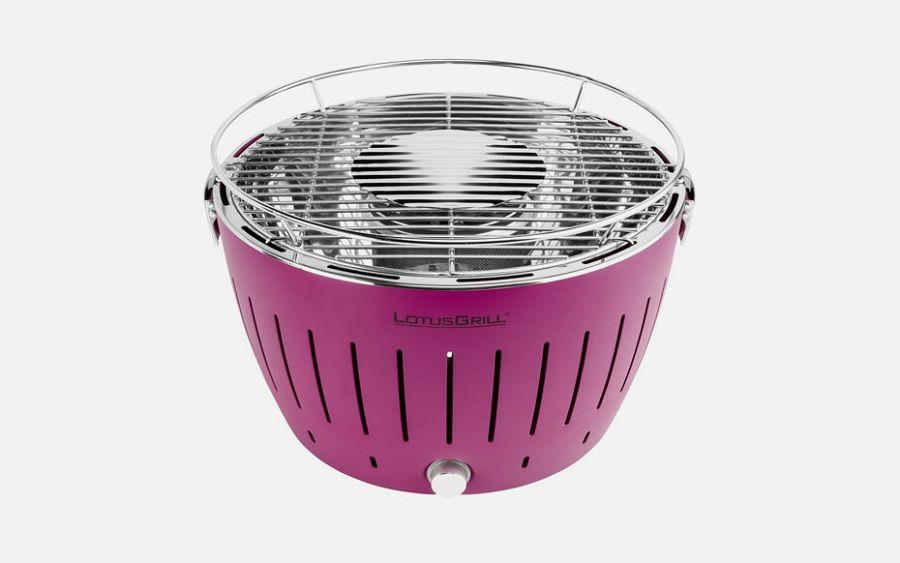 Roštilj LotusGrill Plum Purple