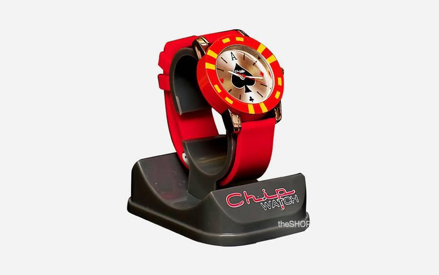 Ručni sat Chip Watch crveni