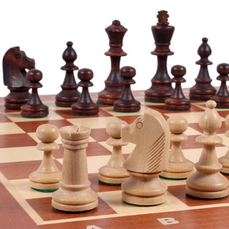 Šah Tournament No. 4