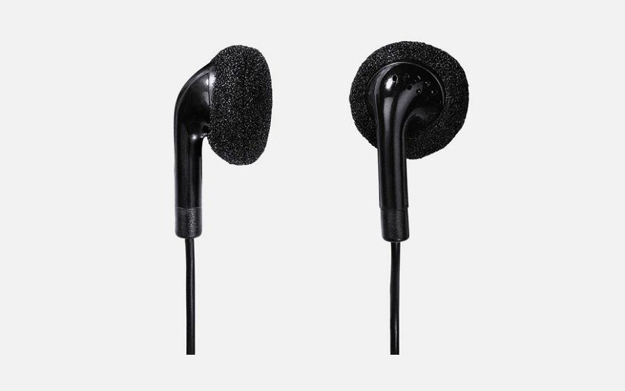 Slušalice HK-1104 Stereo Black