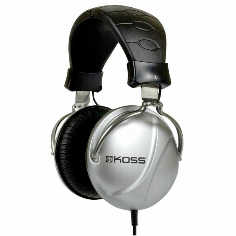 Slušalice Koss TD 85 Silver