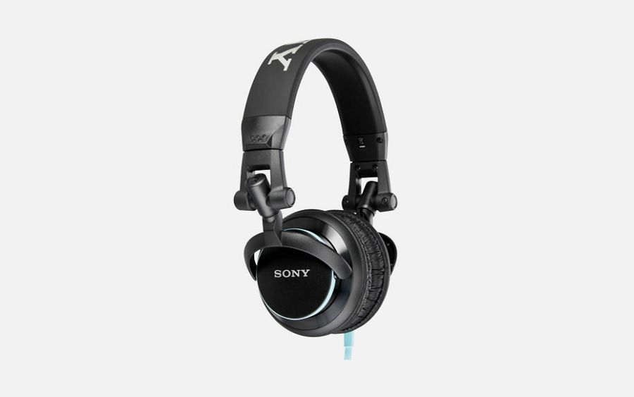 Slušalice Sony MDR-V 55 L blue