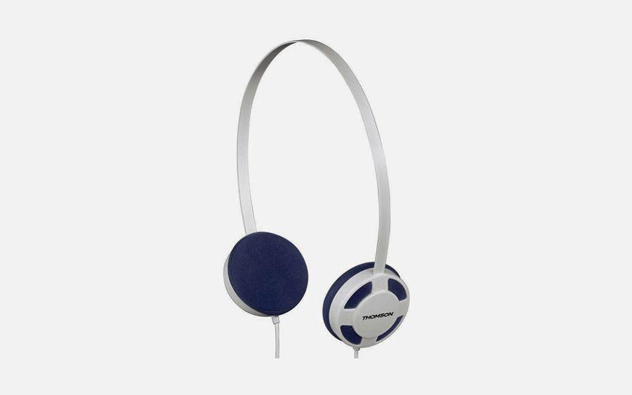 Slušalice Thomson HED1112 W/BL