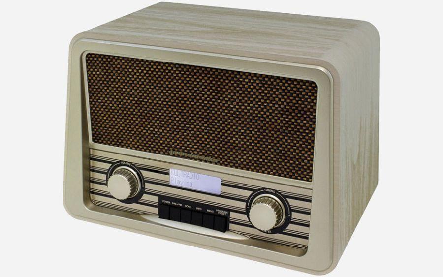 Soundmaster NR920 Light Brown