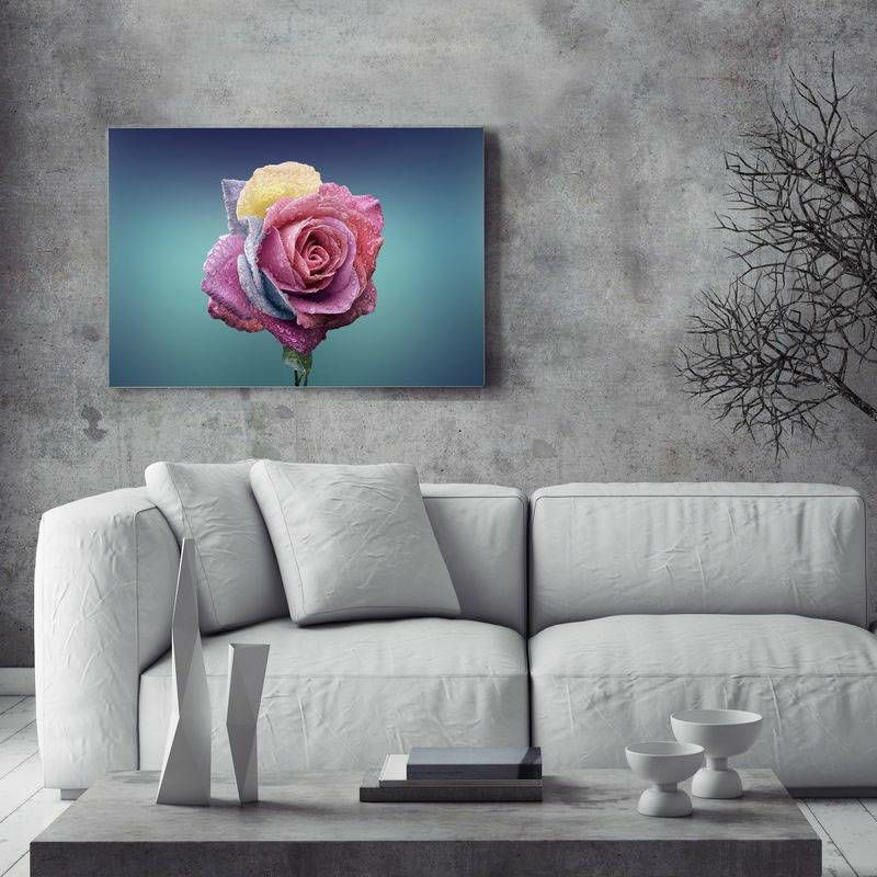 Super slika Rose 70 x 45 cm