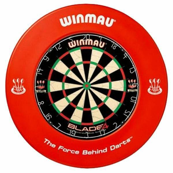 Surround Winmau BDO Red