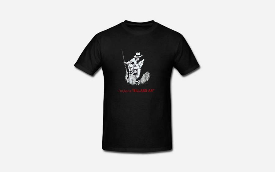 T-Shirt Billard-Ar L