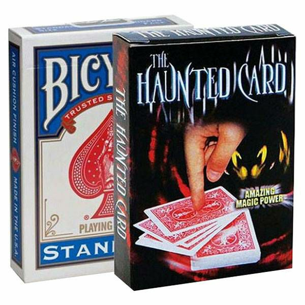 The Haunted Card Gimmick & Deck