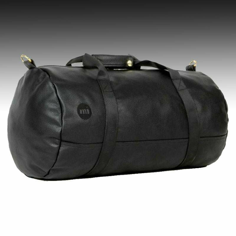 Torba Gold Duffel - Tumbled Black