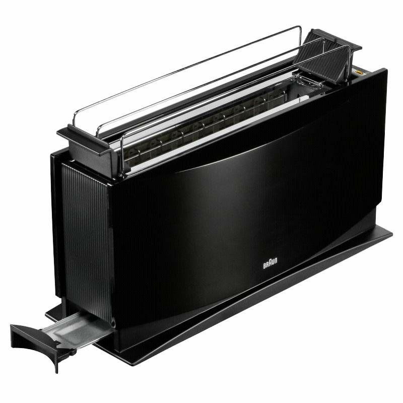 Toster Braun HT 550 black