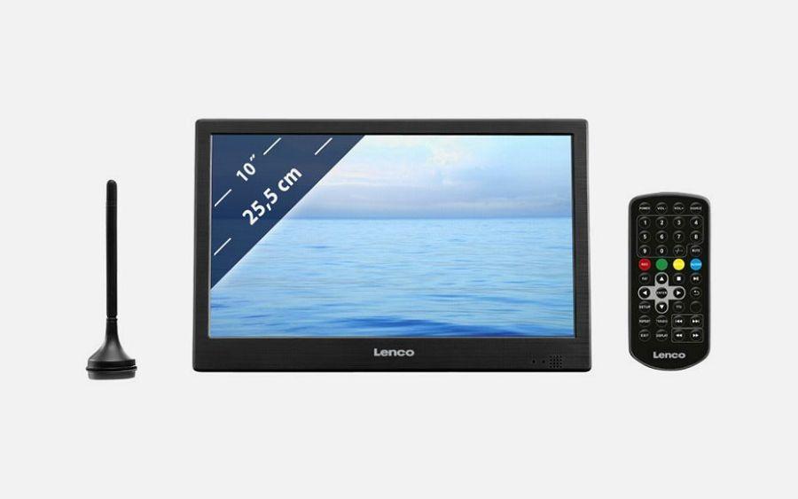TV Lenco TFT-1026 black